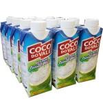 Agua de Coco Do Vale (330mlx12)