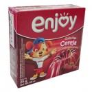 Gelatina em Po Enjoy / Sabor Cereja (25g)