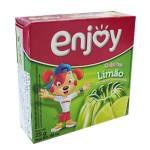 Gelatina em Po Enjoy / Sabor Limao (25g)