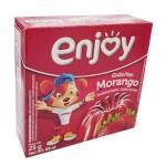 Gelatina em Po Enjoy / Morango (25g)