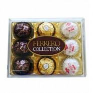 Ferrero Collection (Rondnoir/ Rocher/ Raffaello) 9un