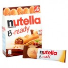 Nutella B-Ready / Ferrero (6un x 22g)