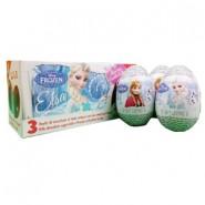 Frozen Collection / Ovo Surpresa Chocolate ao Leite (3Ovos)