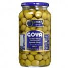 Azeitona Verde sem Caroco Goya (450g)