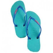 Chinelos Havaianas / Slim Logo Pop Up N.35/36 BR