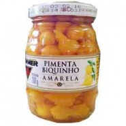 Pimenta Biquinho Amarela Hemmer (100g)