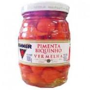 Pimenta Biquinho Vermelha Hemmer (100g)