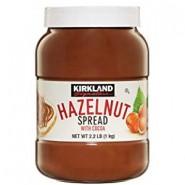 Kirkland Hazelnut spread with Cocoa (Avela c/Chocolate) 1kg