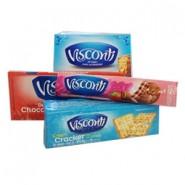 Kit Visconti (Contem:1Panettone Frutas 400g/ 1Biscoito Recheado/ 1Wafer/ 1Cream Cracker)