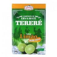 Erva Mate Terere (Composto) Laranjeiras / Sabor Limao (500g)