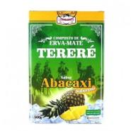 Erva Mate Terere (Composto) Laranjeiras / Sabor Abacaxi (500g)