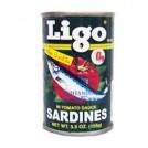 Sardines Tomato Sauce Ligo (155g)