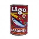 Sardines Tomato Sauce Chili Added Ligo (155g)