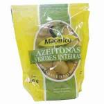 Azeitona Verde C/Caroco Macarico Pacote (200g)