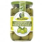 Azeitona Verde Inteira Macarico (210g)
