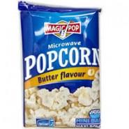 Milho de Pipoca Magic Pop / Sabor Manteiga (Preparo Micoroondas) (90g)