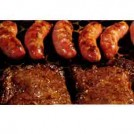 mix Barbecue (Alcatra + Linguica) (Kg)