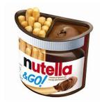 Nutella & Go Palitos c/Creme de Avela (52g)