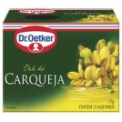 Cha Dr Oetker / Carqueja (15 Saches)