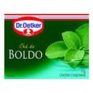 Cha Dr Oetker / Boldo (10g) - 10 Saches
