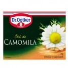 Cha Dr Oetker / Camomila (10g) - 10Saches