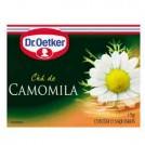Cha Dr Oetker / Camomila (10g) - 10Saches