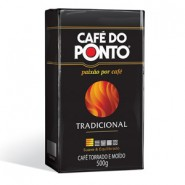 Cafe a Vacuo Cafe do Ponto Tradicional (500g)