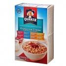Aveia Quaker / Frutas con Crema (280g)