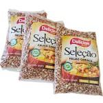 Feijao Carioca Selecao Delicias Brasil (3 x 1Kg)
