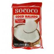 Coco Ralado Fino Sococo (1Kg)