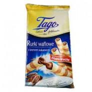 Wafer Rolls Tago / Chocolate (160g)