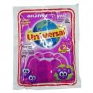 Gelatina em Po Universal / Sabor Uva (2litros)