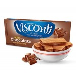 Wafer Visconti / Sabor Chocolate (120g)