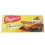 Wafer Bauducco / Sabor Chocolate (140g)